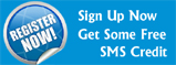 sign up free for bulksms